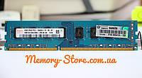 Оперативная память для ПК Hynix DDR3 4Gb PC3-10600 1333MHz Intel и AMD, б/у