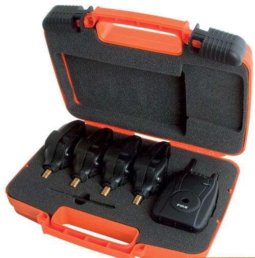 Набор сигнализаторов FOX Micron MXR+ 4 rod set Multi Colour, CEI154