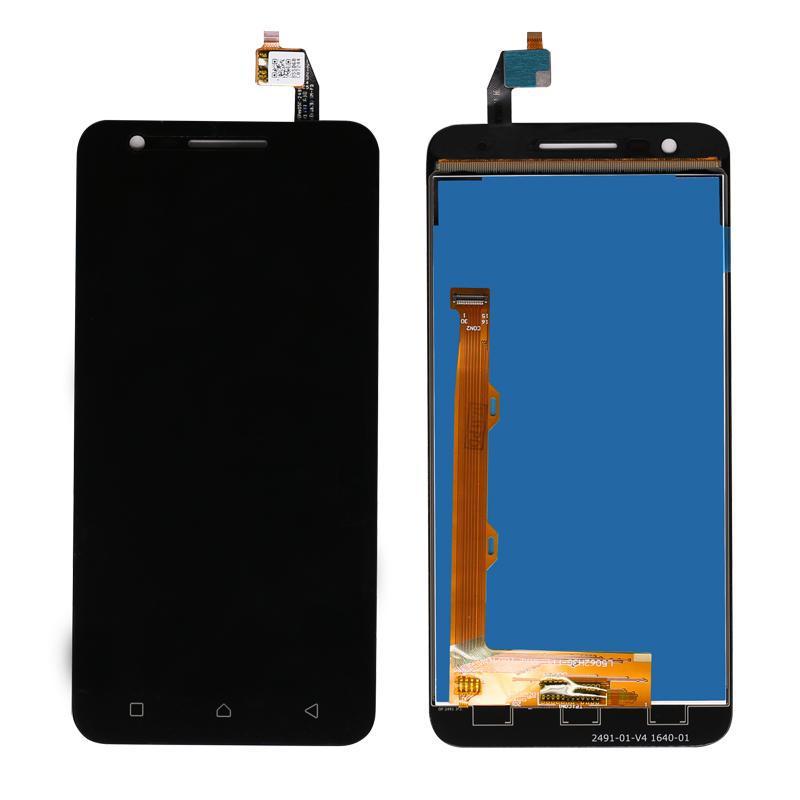 Дисплей для Lenovo C2 (K10a40) с тачскрином черный Оригинал