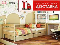 Ліжко дитяче 80*200 Нота бук Естелла (ЩИТ), фото 1