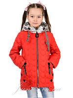 Куртка демисезонная для девочки весна-осень (32-42р)