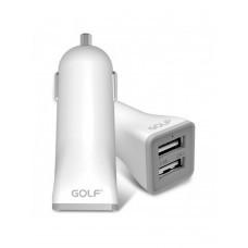 Автомобильное зарядное устройство Golf GF-C2