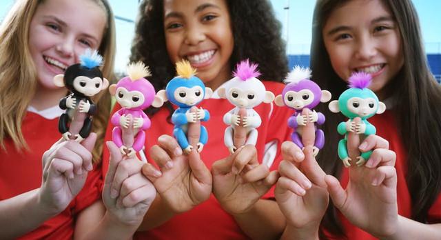 Интерактивные игрушки Happy Monkey
