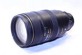 Б/у Телеобъектив Nikon AF Nikkor 80-400mm VR