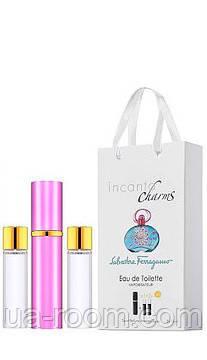 Мини-парфюм женский Salvatore Ferragamo Incanto Charms, 3х15 мл, фото 2