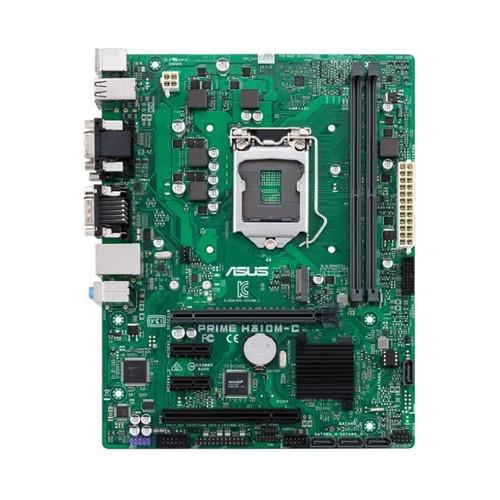 Материнская плата ASUS Prime H310M-C (s1151/H310/MicroATX)