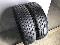 Шины бу лето 195/70R14 Bridgestone SF-226 2шт (5,5мм)