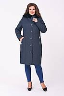 Стеганная куртка женская, с 50-62 размер, фото 1