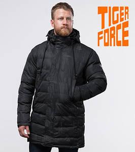 Tiger Force 52190 | Куртка зимняя для мужчин темно-серая