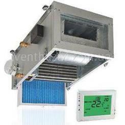Приточная установка ВЕНТС МПА 2500 В LCD