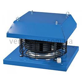 Крышный вентилятор Вентс ВКГ 2Е 220 серый