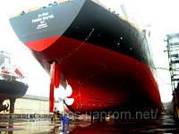 Эмаль ХС-519 необрастайка Для защиты от обрастания подводной части корпусов судов