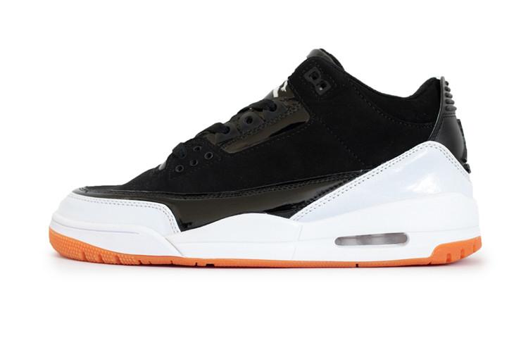 77df7997 Мужские Баскетбольные кроссовки Nike Air Jordan 4 Black/White (Реплика ААА+)