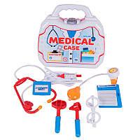 Детский Набор медицинского инструмента в чемодане