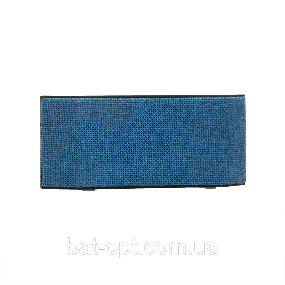 Радиоприемник колонка K71 синяя