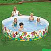 Intex 56452 Каркасный детский бассейн (183х38 см)