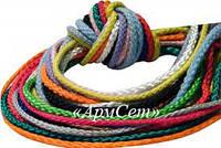 Шнуры плетенные с сердечником