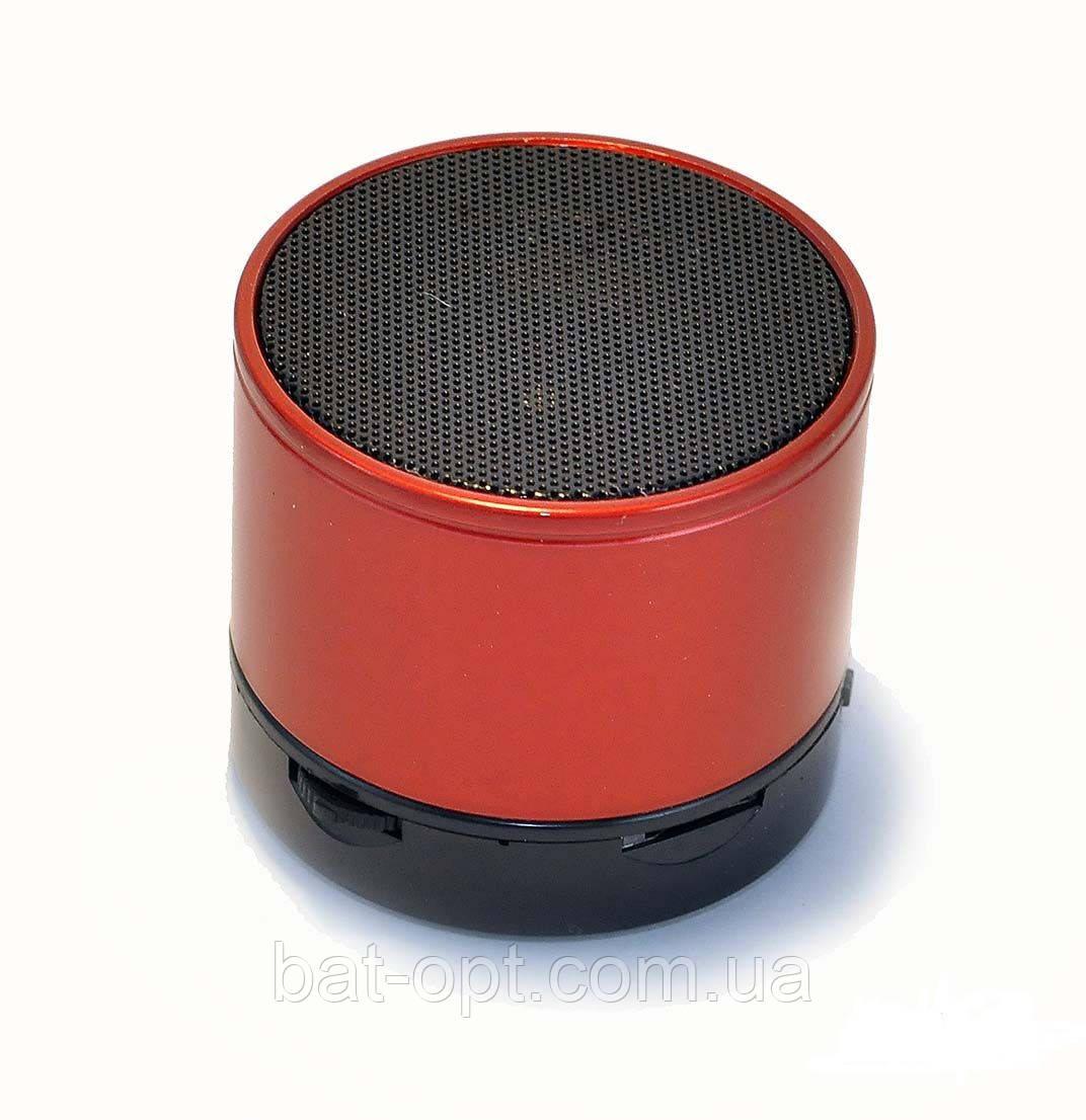 Радиоприемник колонка с Bluetooth S10U Small красная