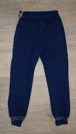"""Штани під джинс на хлопчика 8-10-12-14-16 років, """"F&D"""" Угорщина, фото 2"""