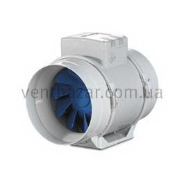 Круглый канальный вентилятор Blauberg TURBO 125