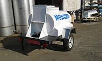Прицеп для перевозки и продажи молока с охладителем. Бочка для молока. Цистерна для молока. Молоковоз.
