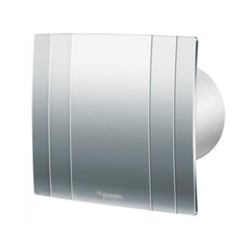 Бытовой вентилятор Blauberg Quatro Hi-Tech Chrome 125