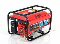 Бензиновый генератор BOXER 3.5кВт 1Ф, фото 1