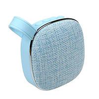 Радиоприемник колонка с Bluetooth X811 синяя