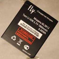 Акумулятор для Fly IQ4416 (BL3812) 1800mAh