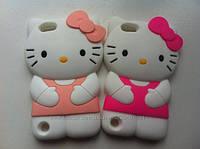 Чехол для iPOD 5 HELLO KITTY ярко-розовый, светло-розовый