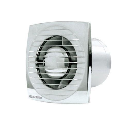 Бытовой вентилятор Blauberg Bravo Chrome 125