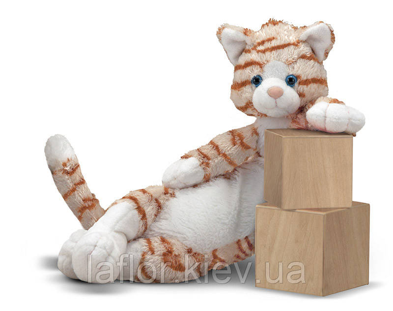 Мягкие игрушки Долговязый Котик Melissa&Doug