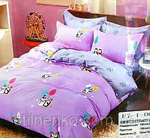 Детский постельный комплект 150х220