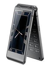 Раскладной смартфон tkexun W2016 black