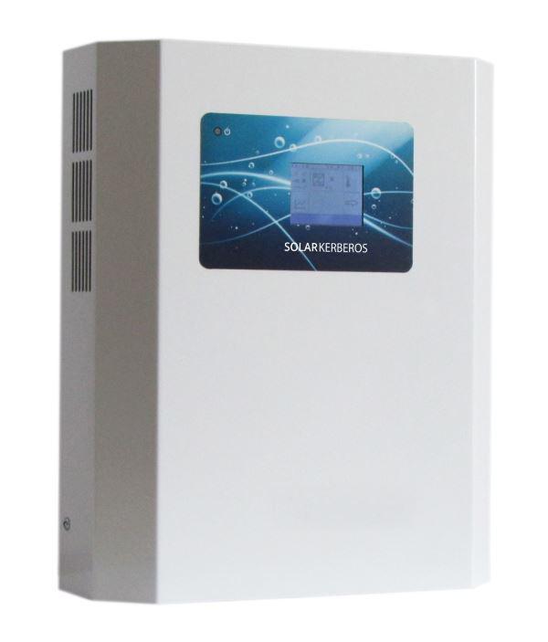 Устройство нагрева воды от фотомодулей KERBEROS 315.В (1,6 кВт фотомодулей, 2-2.5 кВт ТЭН)
