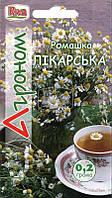 """Семена ромашки лекарственной, 0,2 г, """"Агроном"""", Украина"""