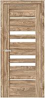 Дверное полотно Рино 06 G NL дуб Ориндж, фото 1