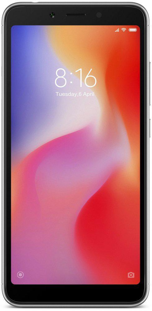 Смартфон Xiaomi Redmi 6A 2/16Gb Black Global Version Оригинал Гарантия 3 месяца