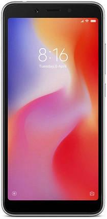Смартфон Xiaomi Redmi 6A 2/16Gb Black Global Version Оригинал Гарантия 3 месяца, фото 2