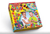 Тесто-пластилин, 30 цветов набор с аксессуарами