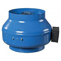 Круглый канальный вентилятор Вентс ВКМ 125 (цветной короб)