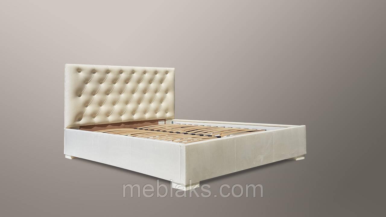 """Кровать двуспальная """"Аврора"""" с подъемным механизмом  2000х1800"""