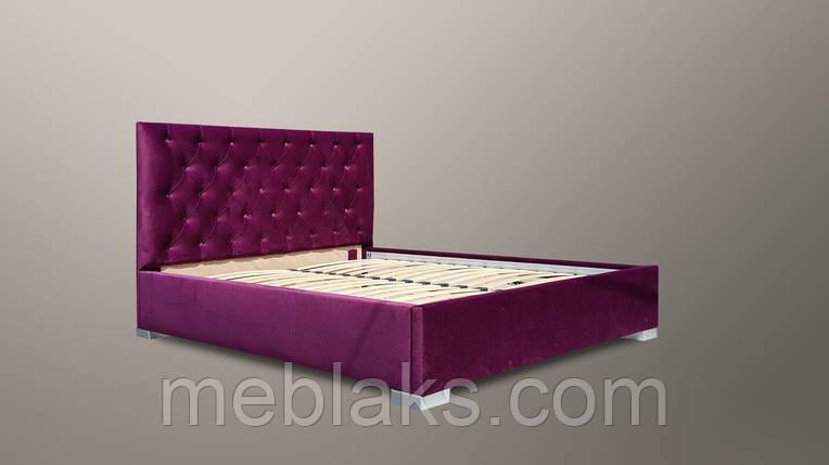 """Кровать без подъемного механизма """"Аврора""""  2000х1600, фото 2"""