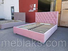 """Кровать без подъемного механизма """"Аврора""""  2000х1600, фото 3"""