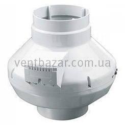 Круглый канальный вентилятор Вентс ВКС 315 Ун (бурый короб)