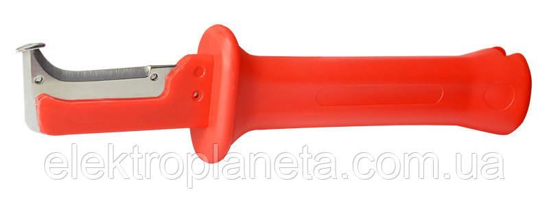 31HS  ніж для зняття ізоляції з п'ятою 155 мм