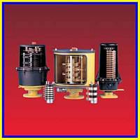 Кольцевой токосъемник 6А-1000А, до 35 кВ