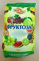 Фруктоза кристаллическая ТМ Маккос, 500 г