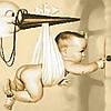 Набор для алмазной вышивки Долгожданное счастье 30 х 30 см (арт. FS785)