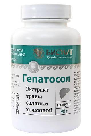 Гепатосол (лохеин) - улучшает состояние печени, фото 2
